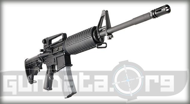 Sig Sauer M400 Photo 5