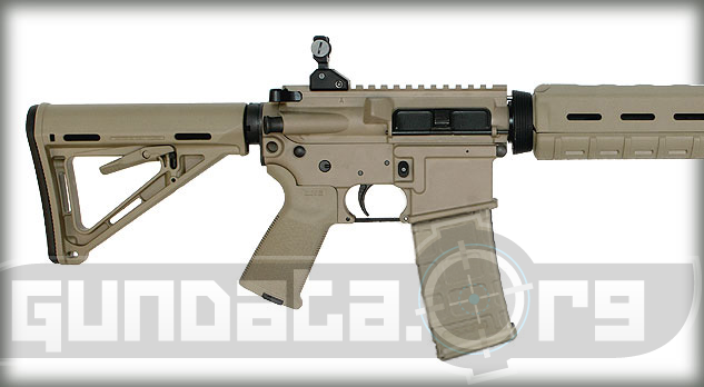 Sig Sauer M400 Enhanced FDE Photo 3