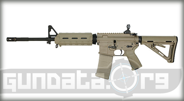 Sig Sauer M400 Enhanced FDE Photo 2