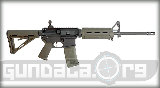 Sig Sauer M400 Enhanced OD Green Photo 2