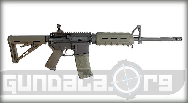 Sig Sauer M400 Enhanced OD Green Photo 2