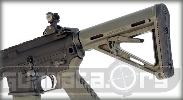 Sig Sauer M400 Enhanced OD Green Photo 5