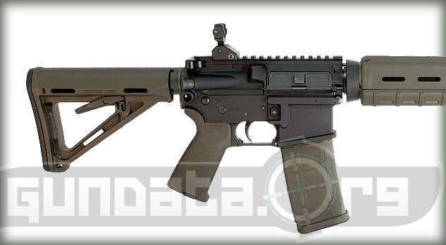 Sig Sauer M400 Enhanced OD Green Photo 3