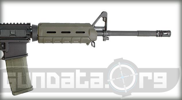 Sig Sauer M400 Enhanced OD Green Photo 4