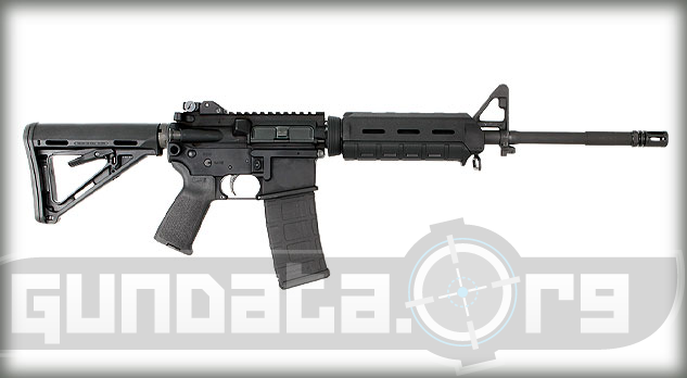 Sig Sauer M400 Enhanced Photo 2