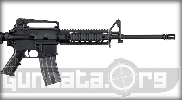 Sig Sauer M400 SWAT Photo 3