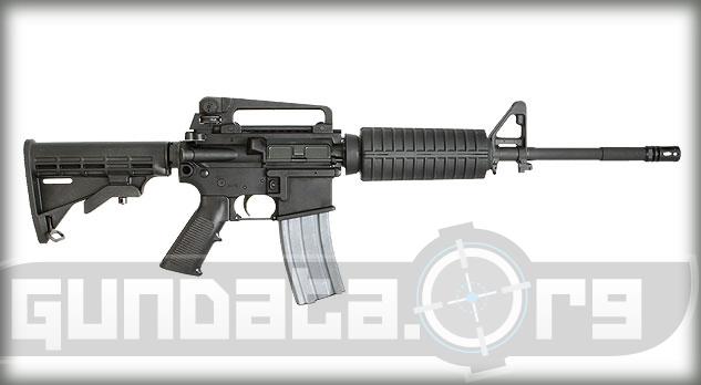 Sig Sauer M400 Photo 2
