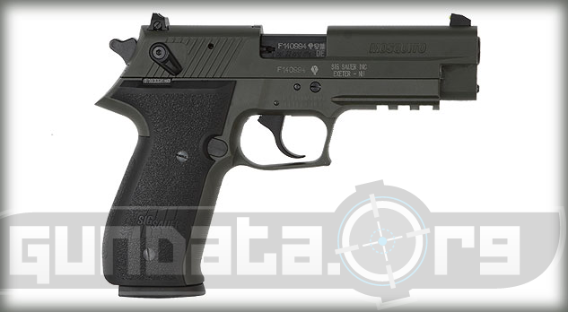 Sig Sauer Mosquito OD Green Photo 2