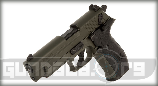 Sig Sauer Mosquito OD Green Photo 5