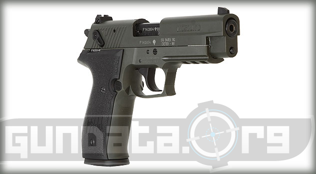 Sig Sauer Mosquito OD Green Photo 3