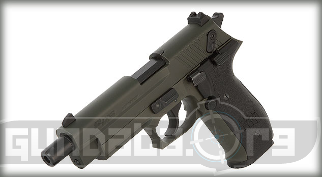 Sig Sauer Mosquito OD Green TB Photo 5