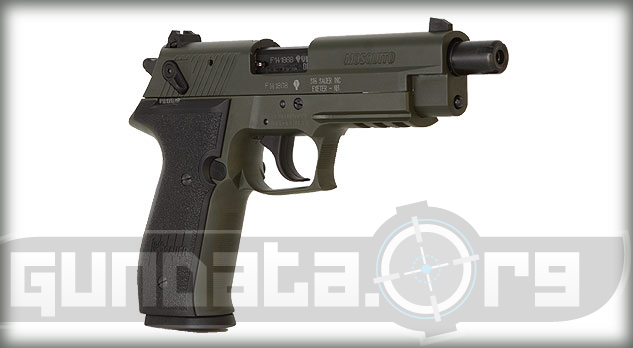 Sig Sauer Mosquito OD Green TB Photo 3