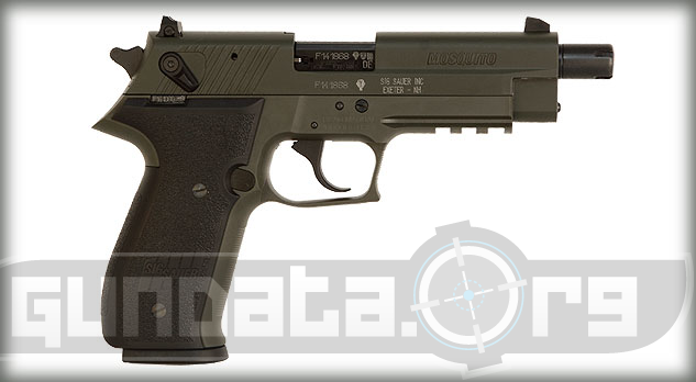 Sig Sauer Mosquito OD Green TB Photo 2