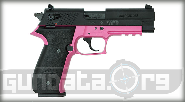 Sig Sauer Mosquito Pink Photo 2