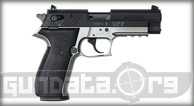 Sig Sauer Mosquito Reverse Two Tone Photo 2