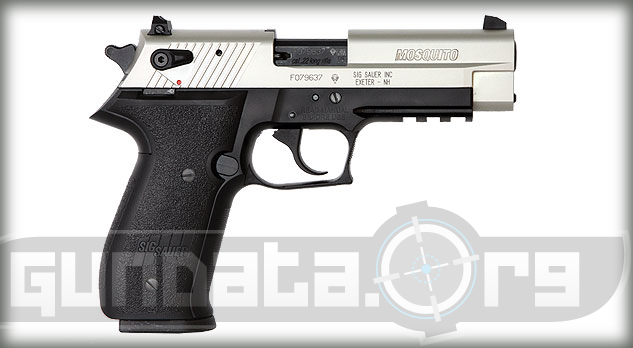 Sig Sauer Mosquito Two Tone Photo 2