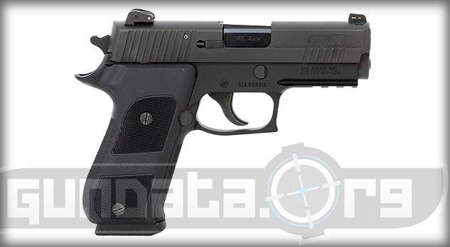 Sig Sauer P220 Carry Elite Dark Photo 2