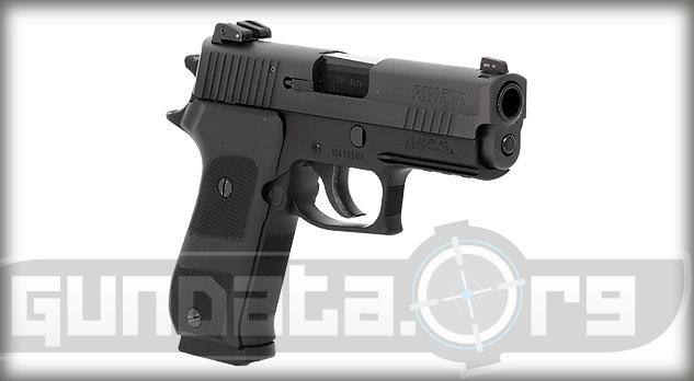 Sig Sauer P220 Carry Elite Dark Photo 3