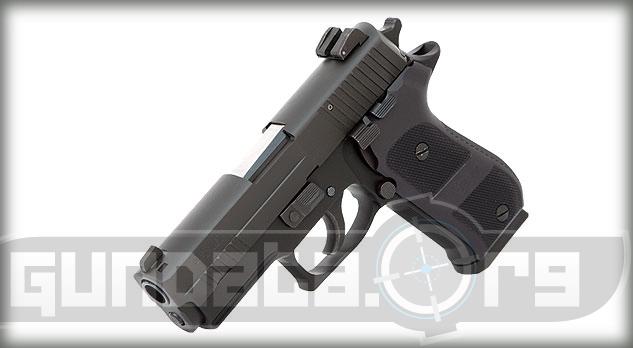 Sig Sauer P220 Carry Elite Dark Photo 5