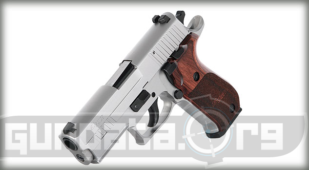 Sig Sauer P220 Carry Elite Stainless Photo 5