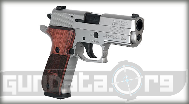 Sig Sauer P220 Carry Elite Stainless Photo 3