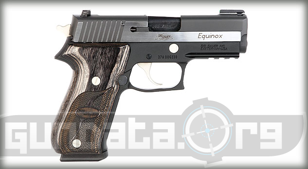 Sig Sauer P220 Carry Equinox Photo 2