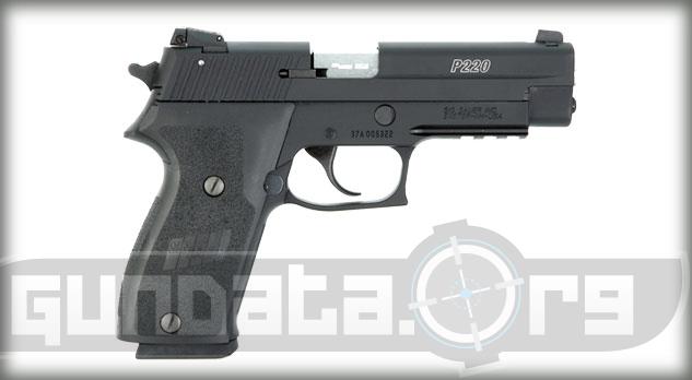 Sig Sauer P220 Classic 22 Photo 2