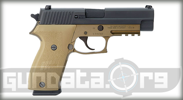 Sig Sauer P220 Combat Photo 2