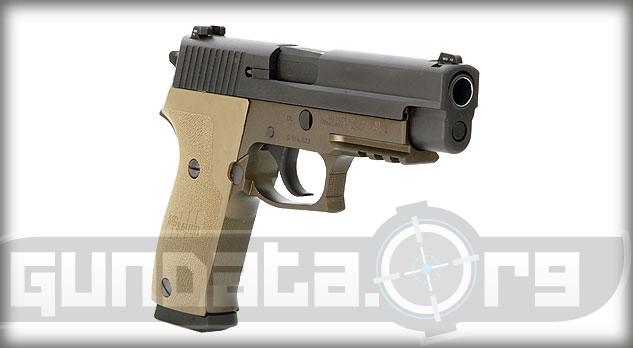 Sig Sauer P220 Combat Photo 4