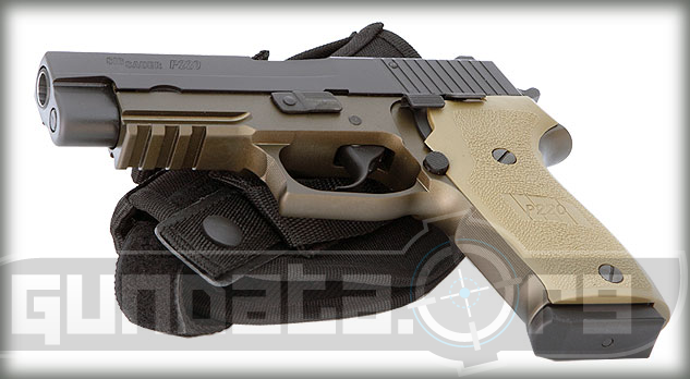 Sig Sauer P220 Combat Photo 3