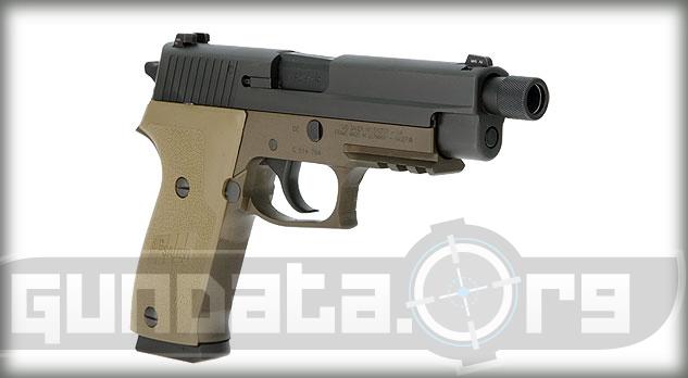 Sig Sauer P220 Combat TB Photo 5