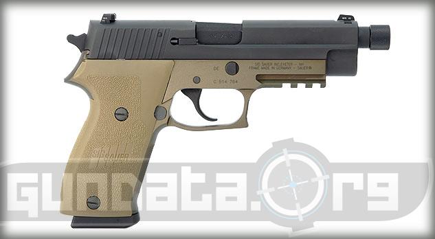 Sig Sauer P220 Combat TB Photo 2