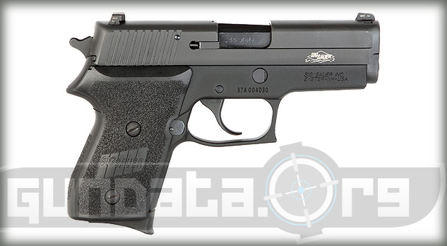 Sig Sauer P220 Compact SAS Gen 2 Photo 2