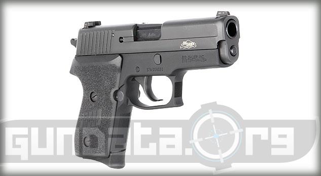 Sig Sauer P220 Compact SAS Gen 2 Photo 5