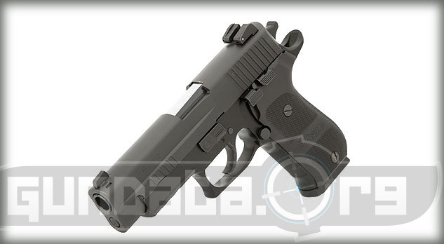 Sig Sauer P220 Elite Dark Photo 5