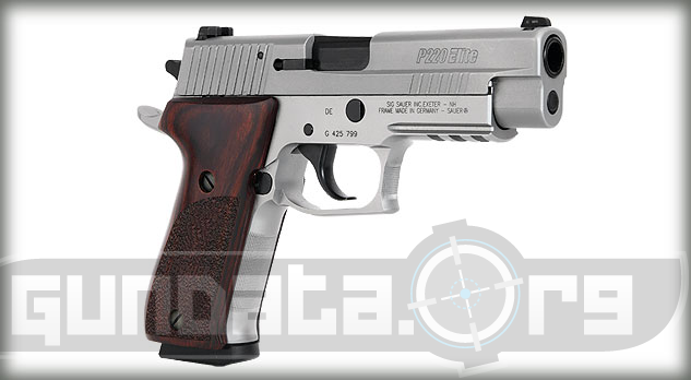 Sig Sauer P220 Elite Stainless Photo 3