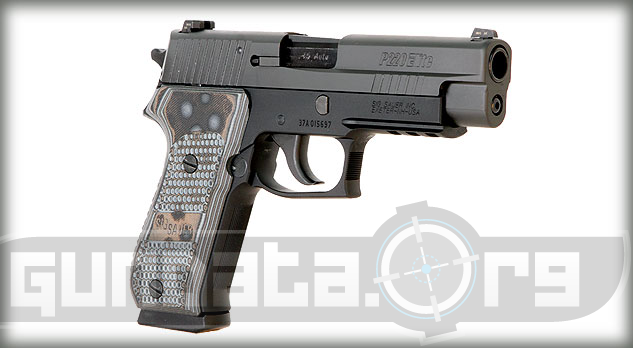 Sig Sauer P220 Extreme Photo 3
