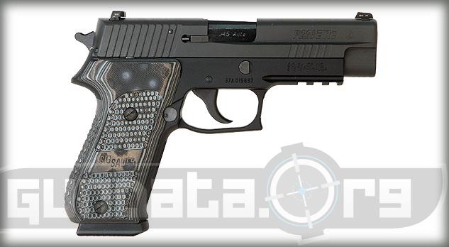 Sig Sauer P220 Extreme Photo 2
