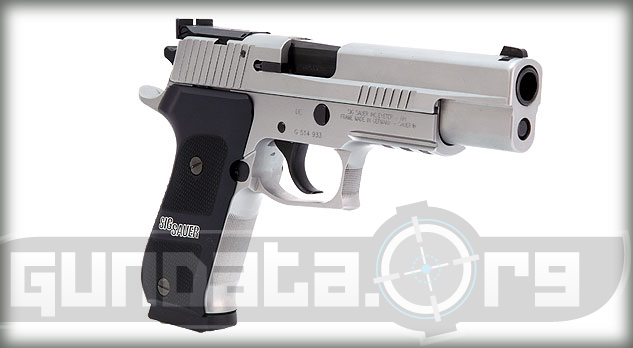 Sig Sauer P220 Match Elite Photo 3