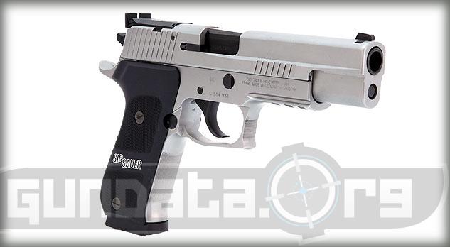 Sig Sauer P220 Match Elite Photo 3