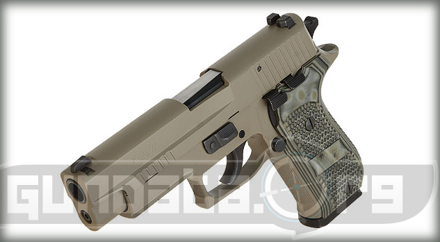 Sig Sauer P220 Scorpion Photo 3