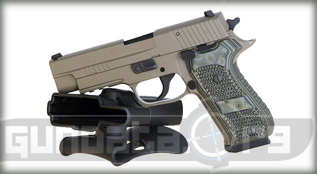 Sig Sauer P220 Scorpion Photo 4
