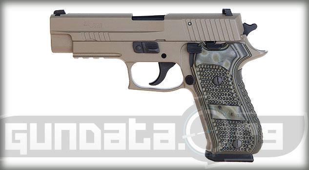 Sig Sauer P220 Scorpion