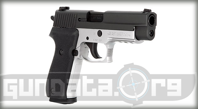 Sig Sauer P220 Stainless Reverse Photo 3