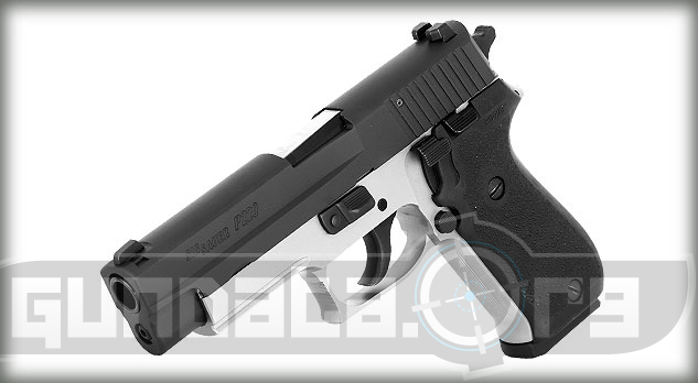 Sig Sauer P220 Stainless Reverse Photo 5