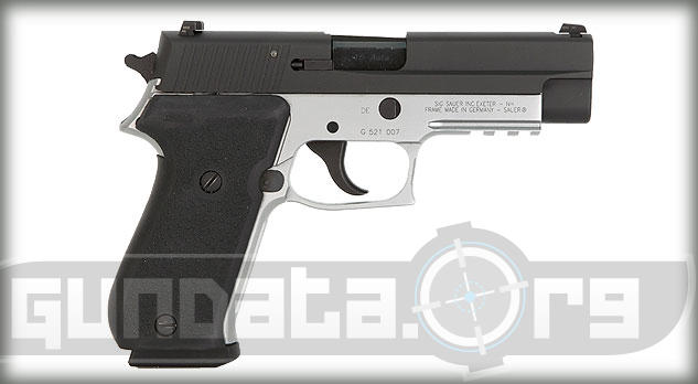 Sig Sauer P220 Stainless Reverse Photo 2
