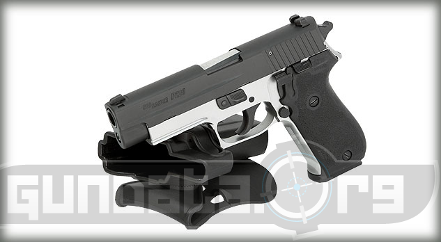 Sig Sauer P220 Stainless Reverse Photo 4