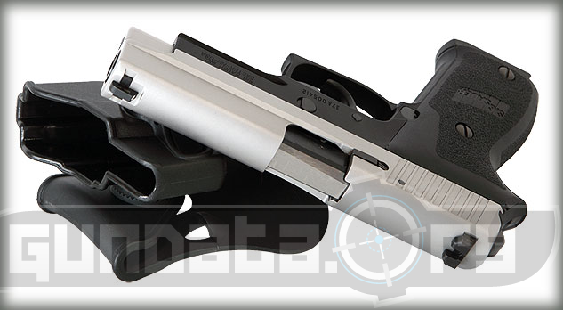 Sig Sauer P220 Two Tone DAK Photo 4