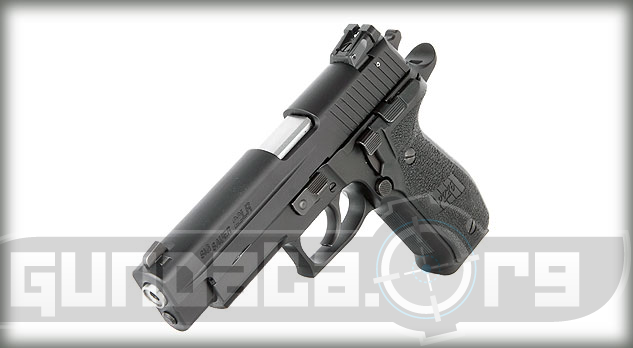 Sig Sauer P226 Classic 22 Beavertail Photo 5