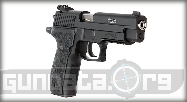 Sig Sauer P226 Classic 22 Beavertail Photo 3